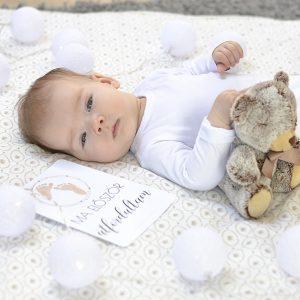 Talpacska baba mérföldkő kártya